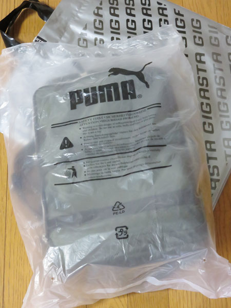 GIGASTA PUMA 3Wayバッグ