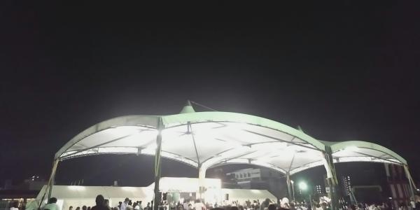 イオンモール広島祇園 祇園町 夏祭り