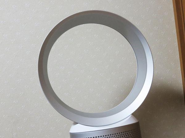 Dyson Pure Cool Link テーブルファン 空気洗浄機能付 DP01WS(ホワイト/シルバー)