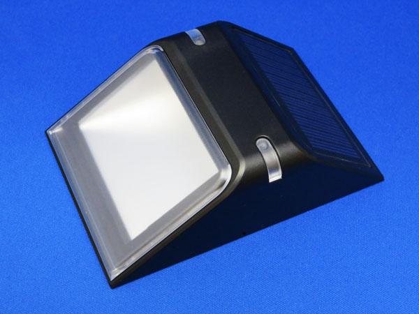 Patech 5LED ソーラーライト(二点セット)