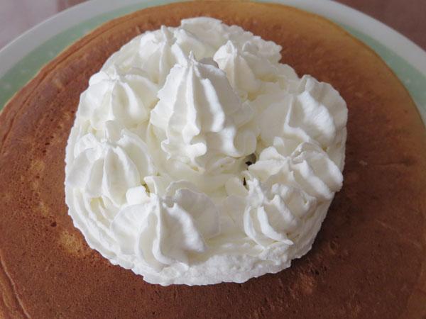 ホットケーキ&トーラク らくらくホイップ