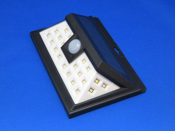 【レビュー記事】Patech 24 LED ソーラーライト