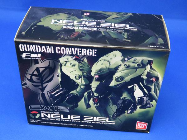 GUNDAM CONVERGE EX12 ノイエ・ジール