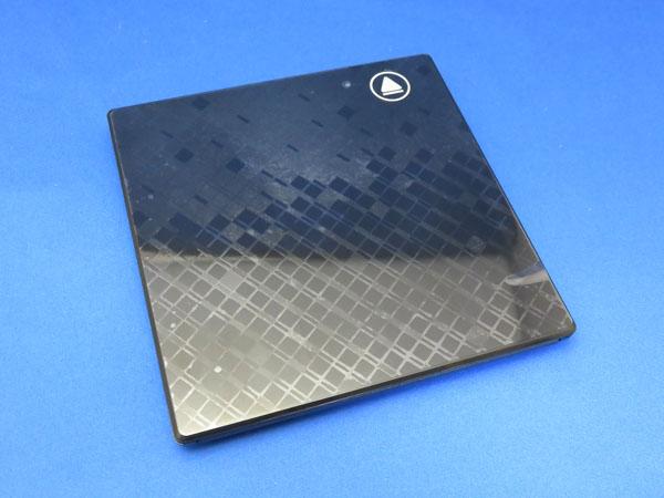 【レビュー記事】Qtop ポータブルドライブ USB3.0 CD-RW/DVD-RW