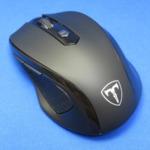 レビュー記事 Qtuo 2.4G ワイヤレスマウス 6DPIモード 外観編