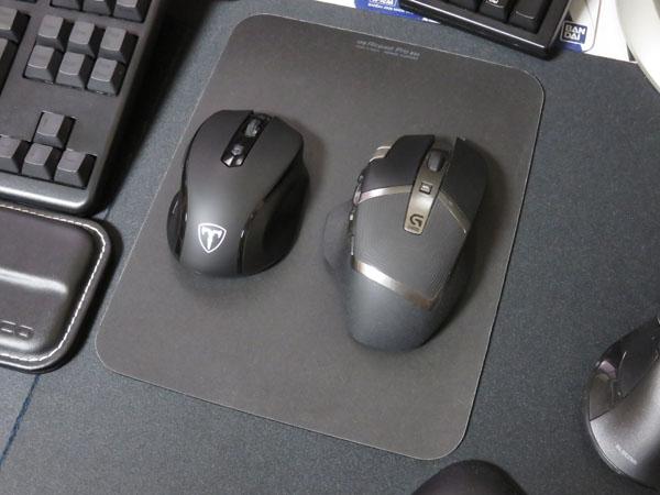 Quto 2.4G ワイヤレスマウス