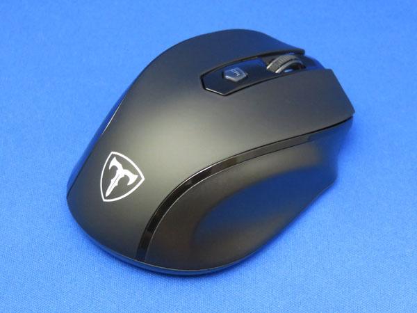 【レビュー記事】Qtuo 2.4G ワイヤレスマウス