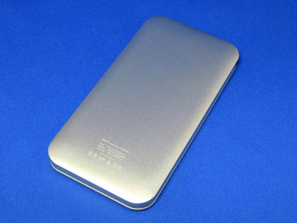 Okiti モバイルバッテリー10000mAh ゴールド