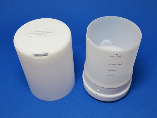 Qtuo アロマディフューザー アロマライト超音波加湿器