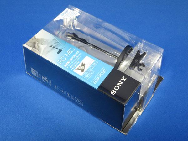 SONY エレクトレットコンデンサーマイクロホン ECM-PC60