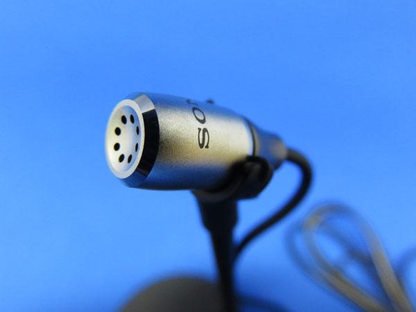 SONY エレクトレットコンデンサーマイクロホン ECM-PC60を購入する!