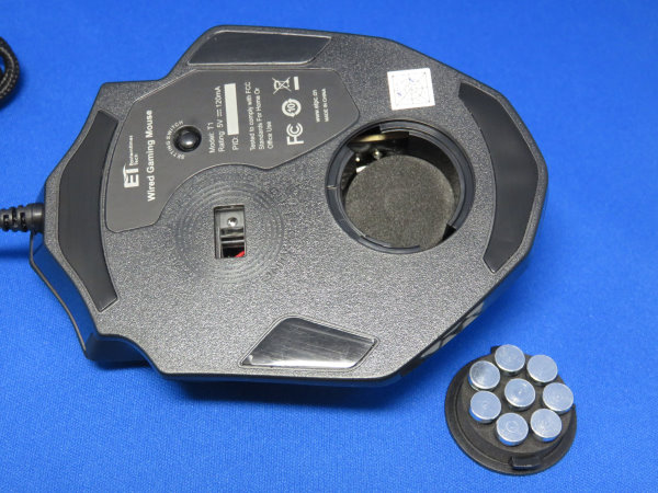 Qtuo 11ボタン ゲーミングマウス USB有線