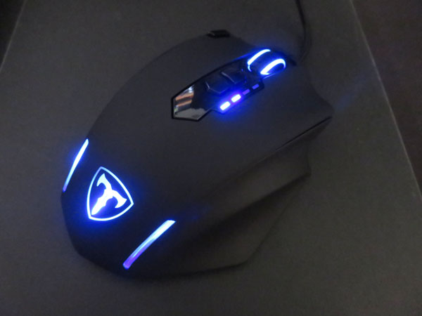 【レビュー記事】Qtuo 11ボタン ゲーミングマウス USB有線