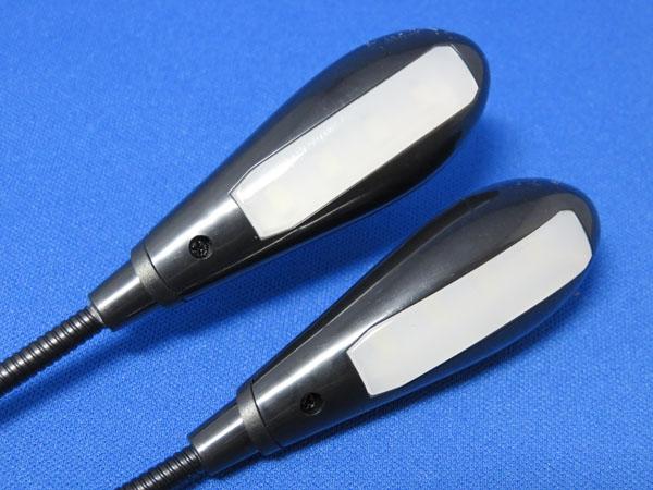 【レビュー記事】Patech LEDクリップライト 5段階調光 8LED