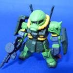 GUNDAM CONVERGE 32個目 HI-ZACK を開封する!