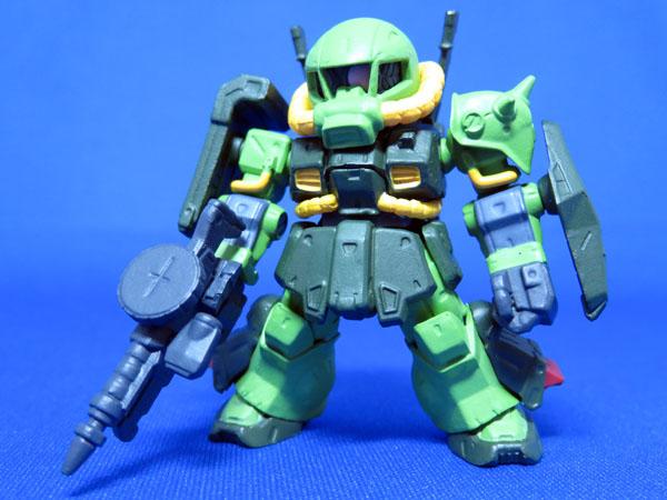 GUNDAM CONVERGE No.119 RMS-106 HI-ZACK