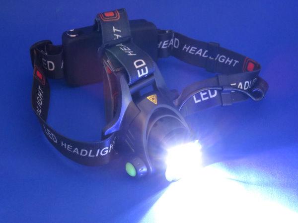 【レビュー記事】Qtuo LEDヘッドライト