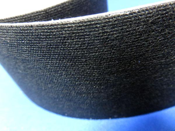 Qtop キネシオロジーテープ ブラック
