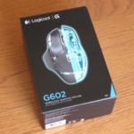 ロジクール ワイヤレスゲーミングマウスG602を保証交換して貰う!