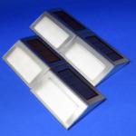 レビュー記事 Qtuo ソーラー充電 LEDライト 4個セット
