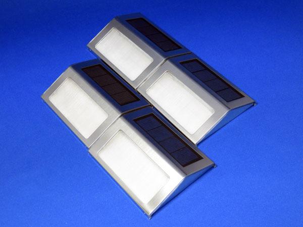 【レビュー記事】Qtuo ソーラー充電 LEDライト 4個セット
