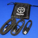 レビュー記事 ABOAT USB Type-Cケーブル USB-A to USB-C充電ケーブル 3本セット