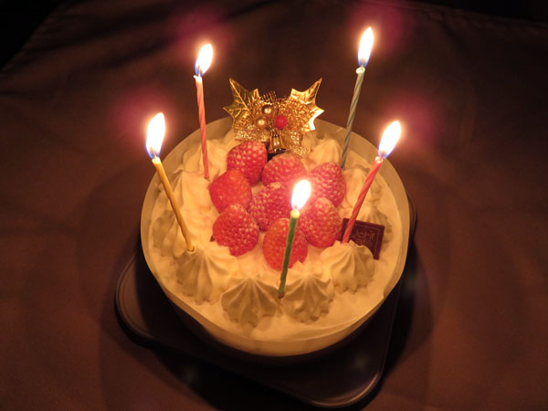 ローソン UchiCafe クリスマスケーキ