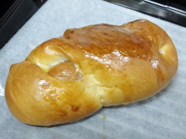 妻手作り お総菜パン