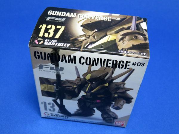 GUNDAM CONVERGE #03 No.137 RX-110 GABTHLEY(ガブスレイ)