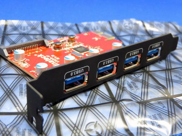Inateck USB3.0増設ボード 4ポート