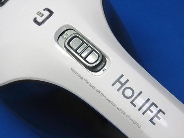 HoLIFE コードレスハンディ掃除機