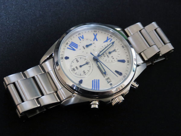 腕時計SEIKO WIRED修理完了!