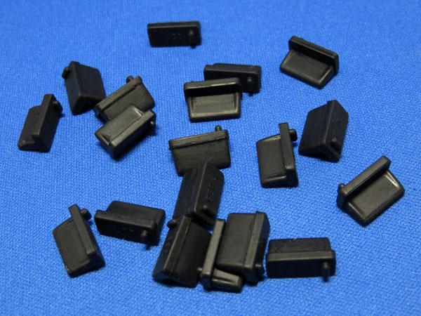 USBポートのコネクタ防塵保護カバーを購入する!