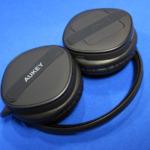 【レビュー記事】AUKEY Bluetoothヘッドホン 耳掛け式 EP-B26