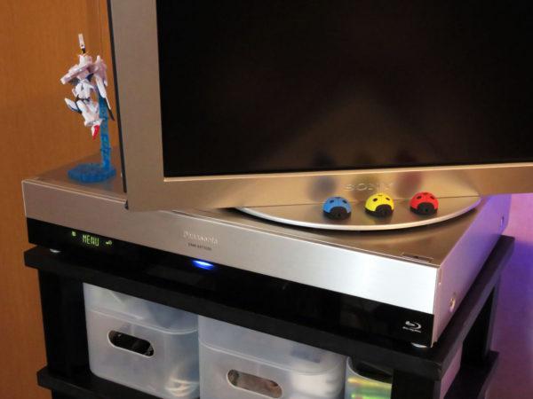 Panasonic HDD搭載ハイビジョンブルーレイディスクレコーダー DMR-BXT3000