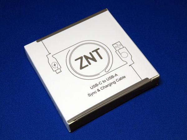 ZNT USB Type-C to USB Type-A ケーブル