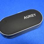 【レビュー記事】AUKEY Bluetooth トランスミッター BT-C1