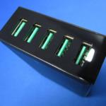 【レビュー記事】AUKEY USB充電器 5ポート AIPower機能搭載 PA-U33