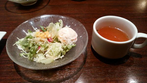Grace Garden サラダとスープ