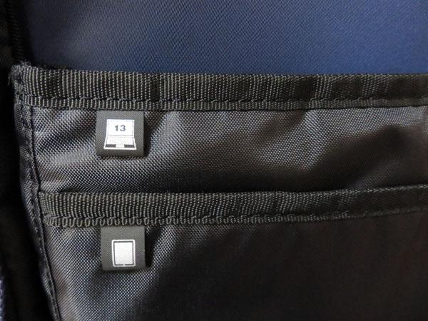 HAKUBA バックパック ルフトデザイン ブロス 12L ネイビー SLD-BS-BPNV