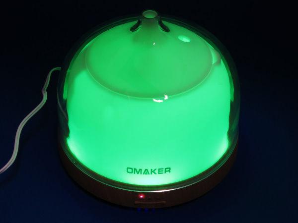 【レビュー記事】Omaker アロマディフューザー OMC110