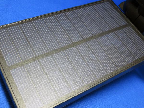 Qtop LEDソーラースポットライト