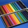 【レビュー記事】Qtuo 油性 色鉛筆 72色セット