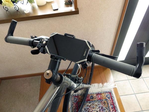ZNT 自転車ホルダー ZNT-D201