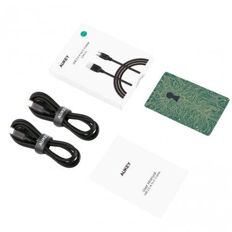 AUKEY新製品 USB-Cケーブル CB-CMD26のご紹介!(クーポン有り)