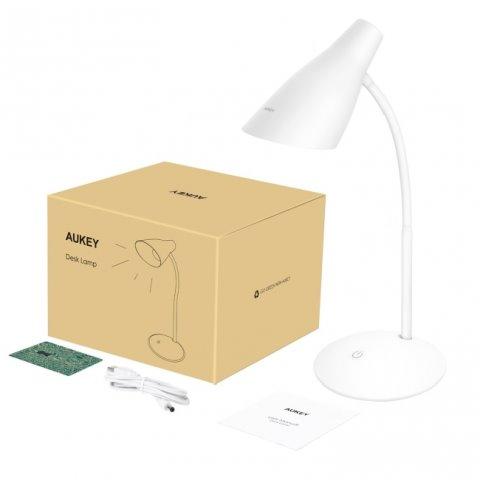 AUKEY新製品 LED 卓上スタンド LT-ST13のご紹介!