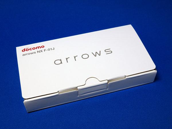 マイスマホ ARROWS NX F-02G を買い換える!