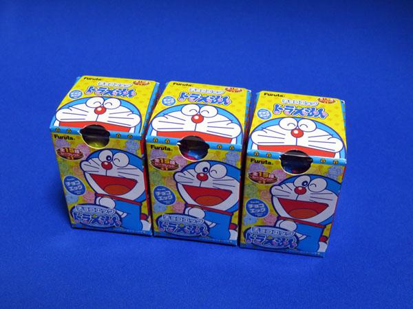 【チョコエッグ】今度はドラえもんシリーズを購入する!