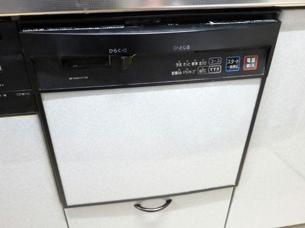 【DIY】我が家のナショナル製食洗機が動かなくなる!