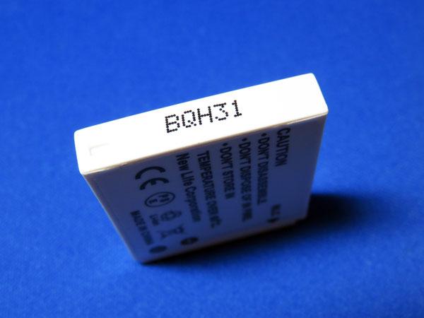 Canon SX700 HS用の互換品バッテリーを購入する!